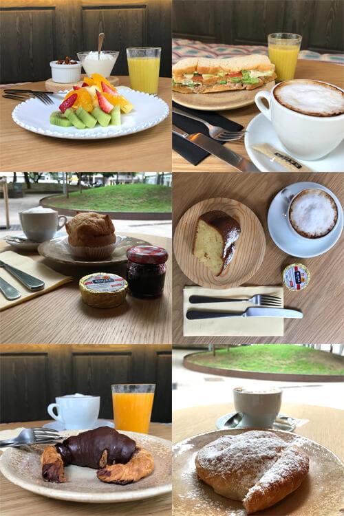 Desayunos Bar Sideral