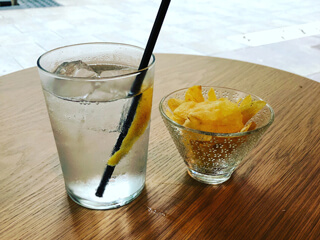 Gin Tonic (Bar Sideral)